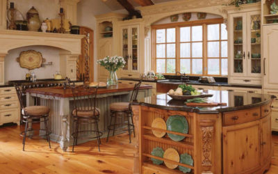 5 tips for the perfect country kitchen